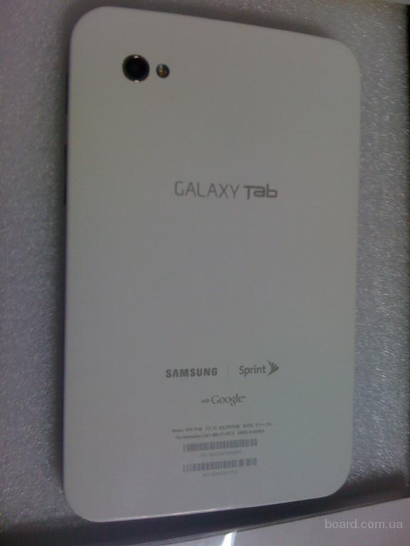 Samsung Galaxy Tab CDMA SPH P100