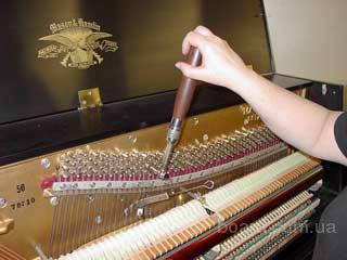 Настройка пианино своими руками фото