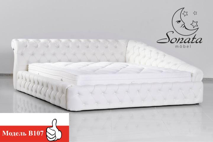 Кожаная кровать, специальное ценовое предложение! Купить кровать