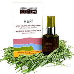 Вечерняя сыворотка для питания, восстановления и увлажнения кожи лица – Меши Серум.