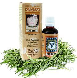 Нежное концентрированное масло для проблемной кожи Нимит