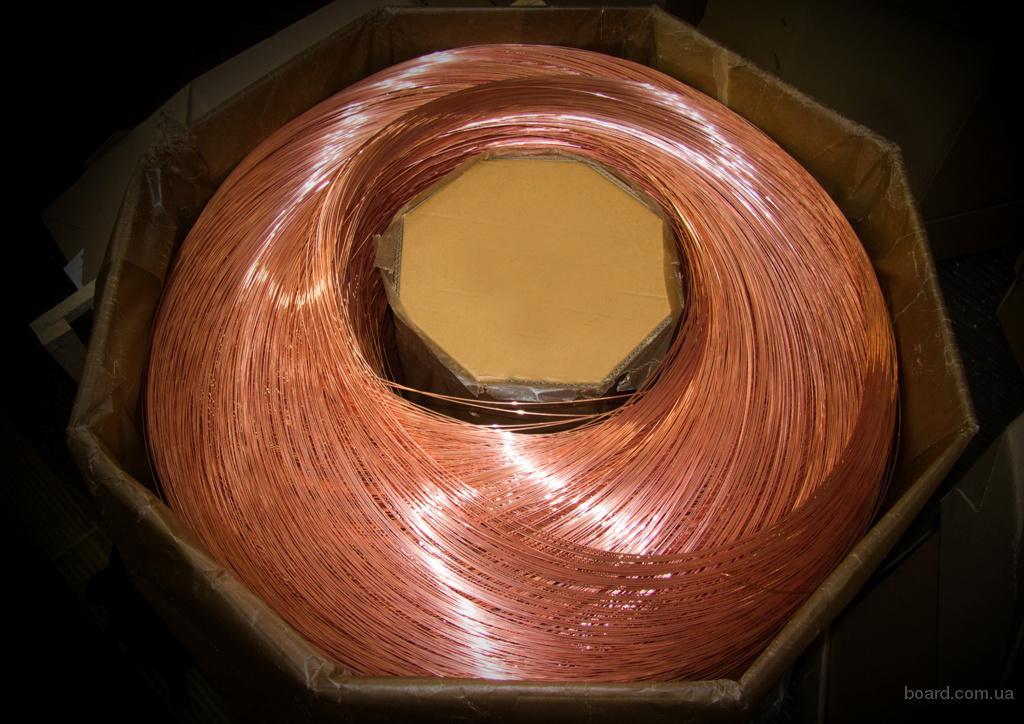 медная проволока от ПАО Артемовский завод по обработке цветных металлов