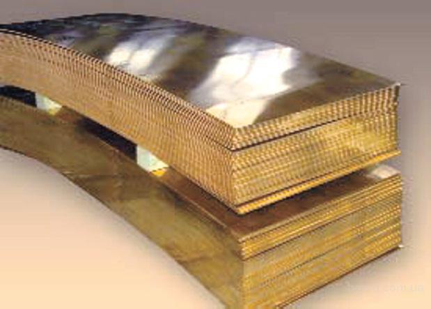 листы, плиты латунные от ПАО Артемовский завод по обработке цветных металлов