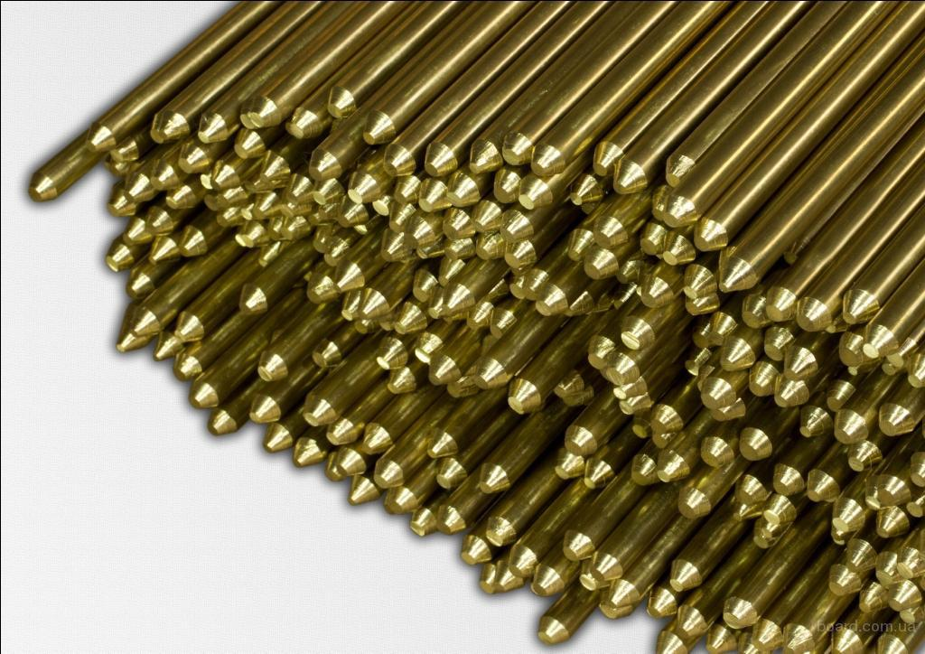 прутки медные, латунные и бронзовые от ПАО Артемовский завод по обработке цветных металлов