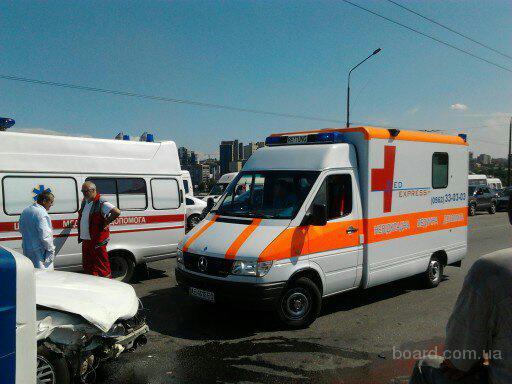 перевезти больного из Харькова в Киев