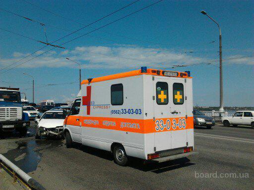 скорая помощь в Днепропетровске