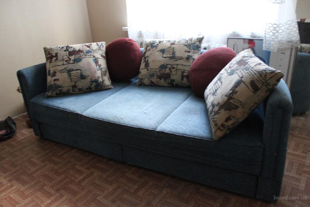 Круглый диван кровать трансформер