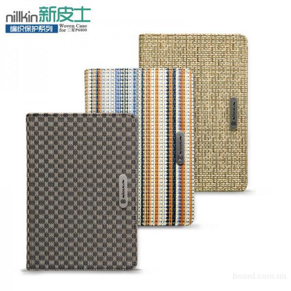 Чехол-книжка Nillkin для Samsung Galaxy Tab 7.7 P6800 (3 цвета). грн.