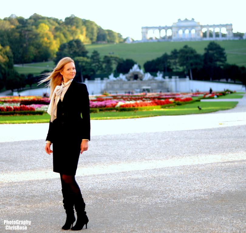 Русский гид в Вене, Австрия