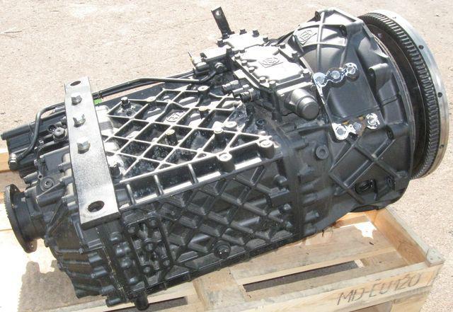 Фото: Продам коробку переключения передач (КПП) ZF 16S 1820 TO ( ZF 16S 151).  Автозапчасти, Украина, Киев и область...