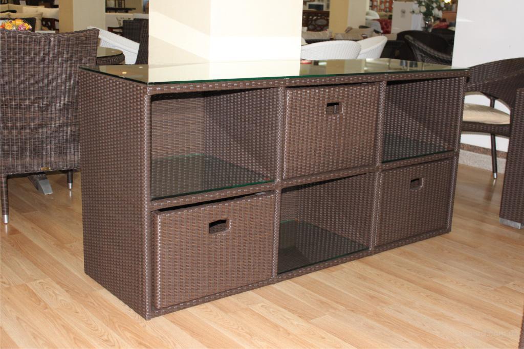 Как сделать каркас для мебели из ротанга