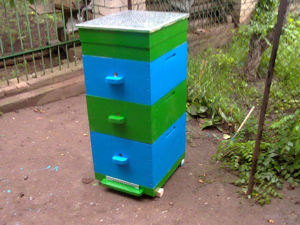 Улики многокорпусные для пчел