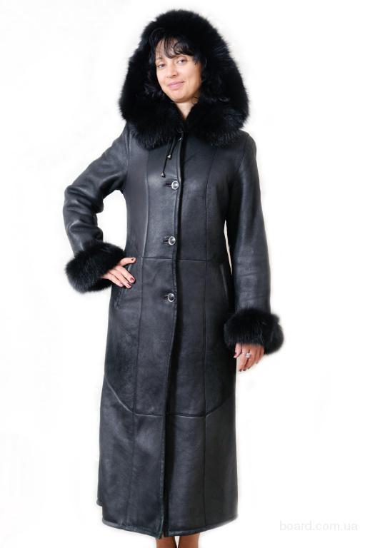 Пальто женское украина