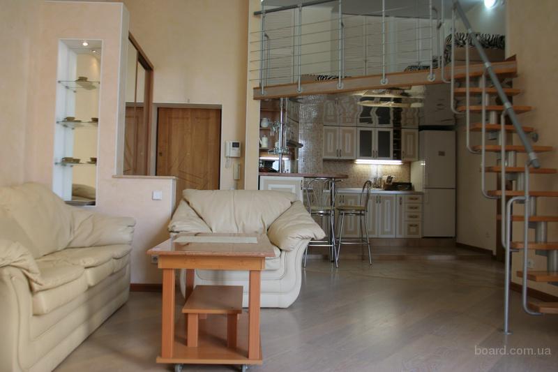 Дизайн 2 х уровневой квартиры