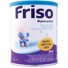 Фрисопеп с нуклеотидами, лечебная  смесь для детей компании Фризо.