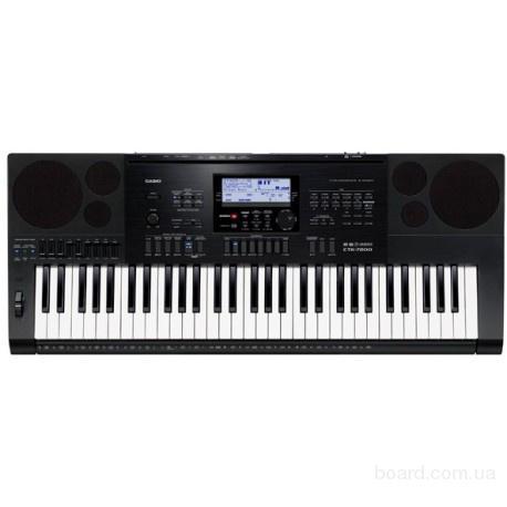 Синтезатор Casio ctk-7200 цена 13000 в оплату частями онлайн