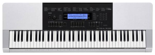 Casio wk-240 Синтезатор купить цена 7500