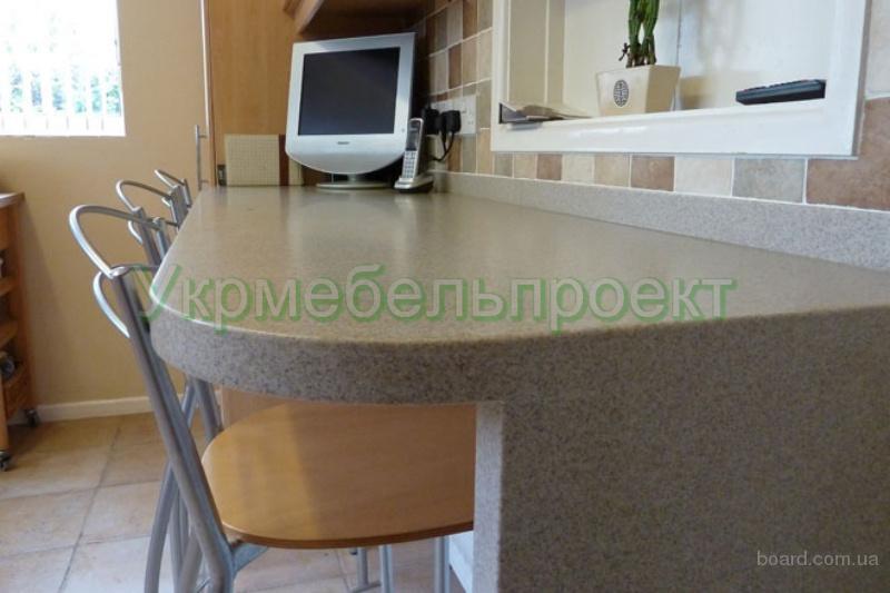 Столешницы для письменных столов - укрмебельпроект продам в .