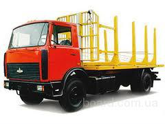 Технические характеристики сортиментовозов МАЗ 53366 026.