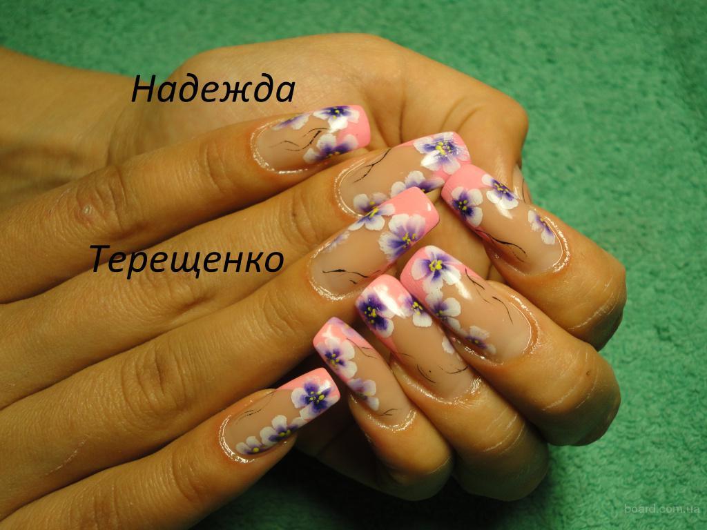 Идеи дизайн ногтей вконтакте