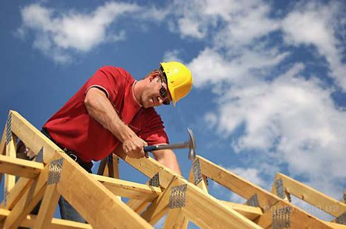 Строим крыши своими руками фото