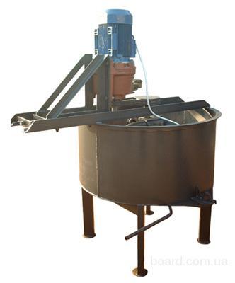 """Бетоносмеситель  """"БС-250 """" предназначен для принудительного перемешивания бетонов и растворов, с низким водоцементным..."""