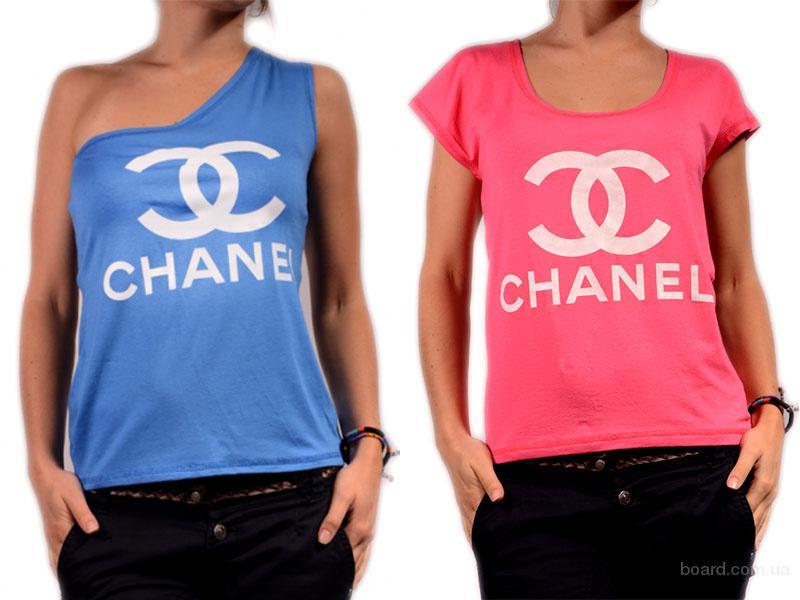 Женские футболки блузки в омске