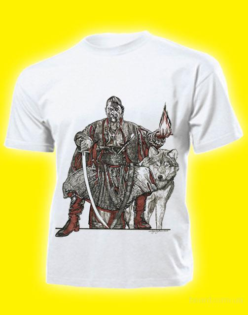 футболки печать оптом