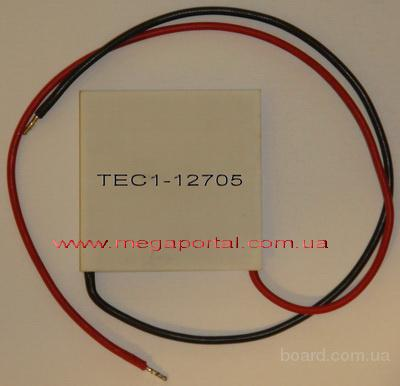 Термоэлемент для холодильников TEC1-12705