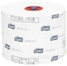 Туалетная бумага в рулонах 100м. 2 слоя супер мягкая белая 127530 TORK Premium