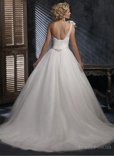 Продам пышное свадебное платье со