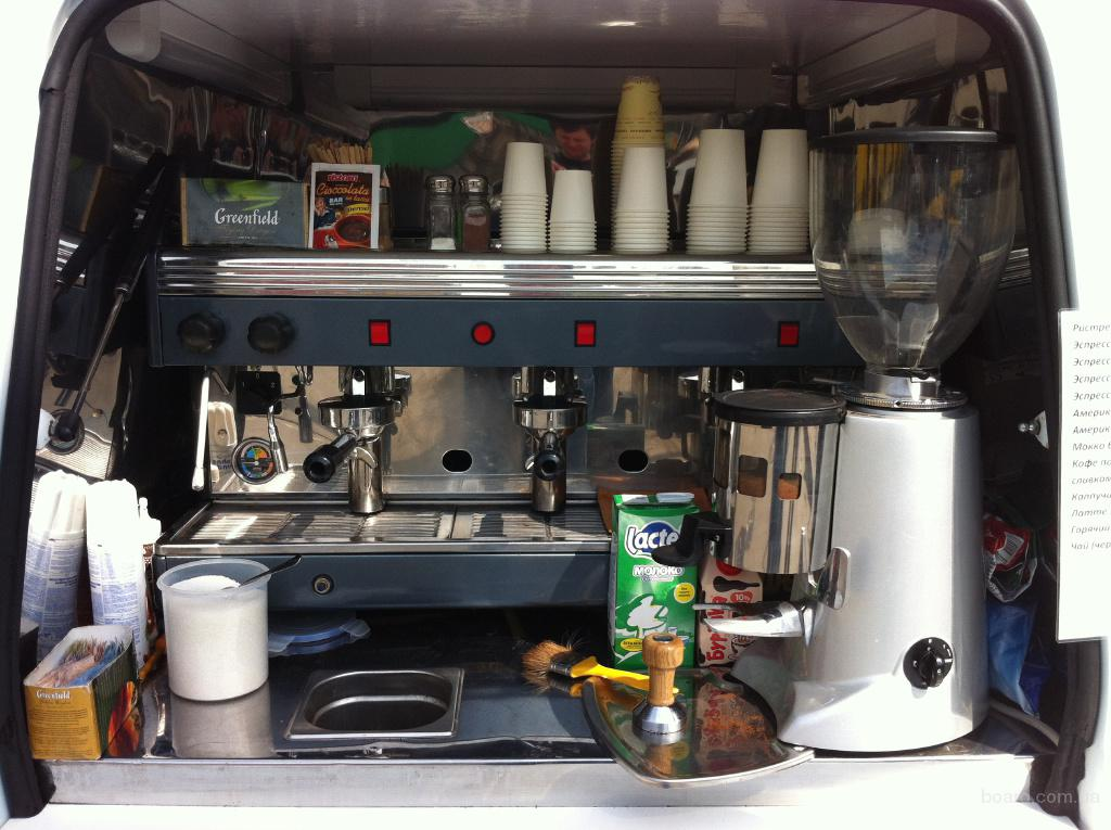 Кофейня оборудование и рецепты - a35ad