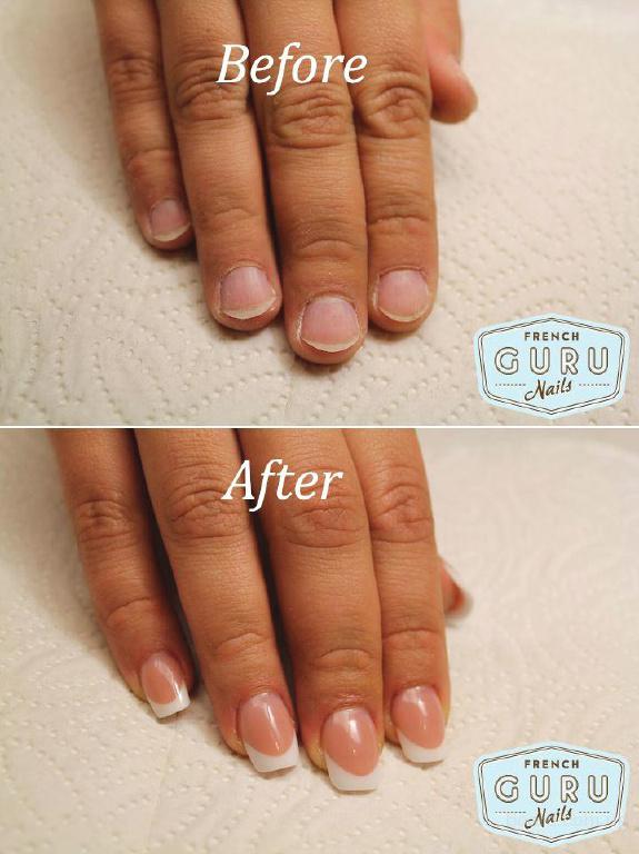Как сделать ногти акрилом себе