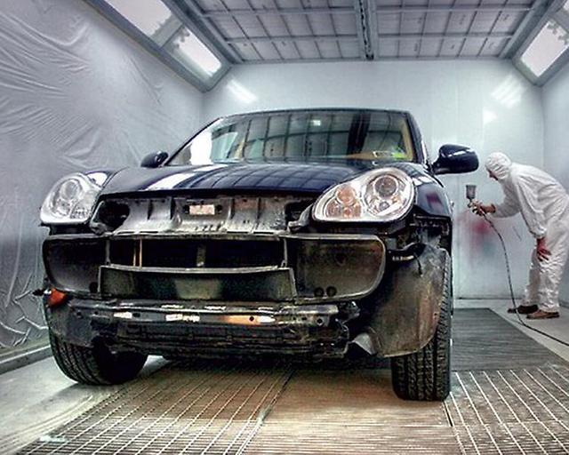 Полная покраска автомобилей - предлагаю. Цена договорная Киев, Украина. Фото