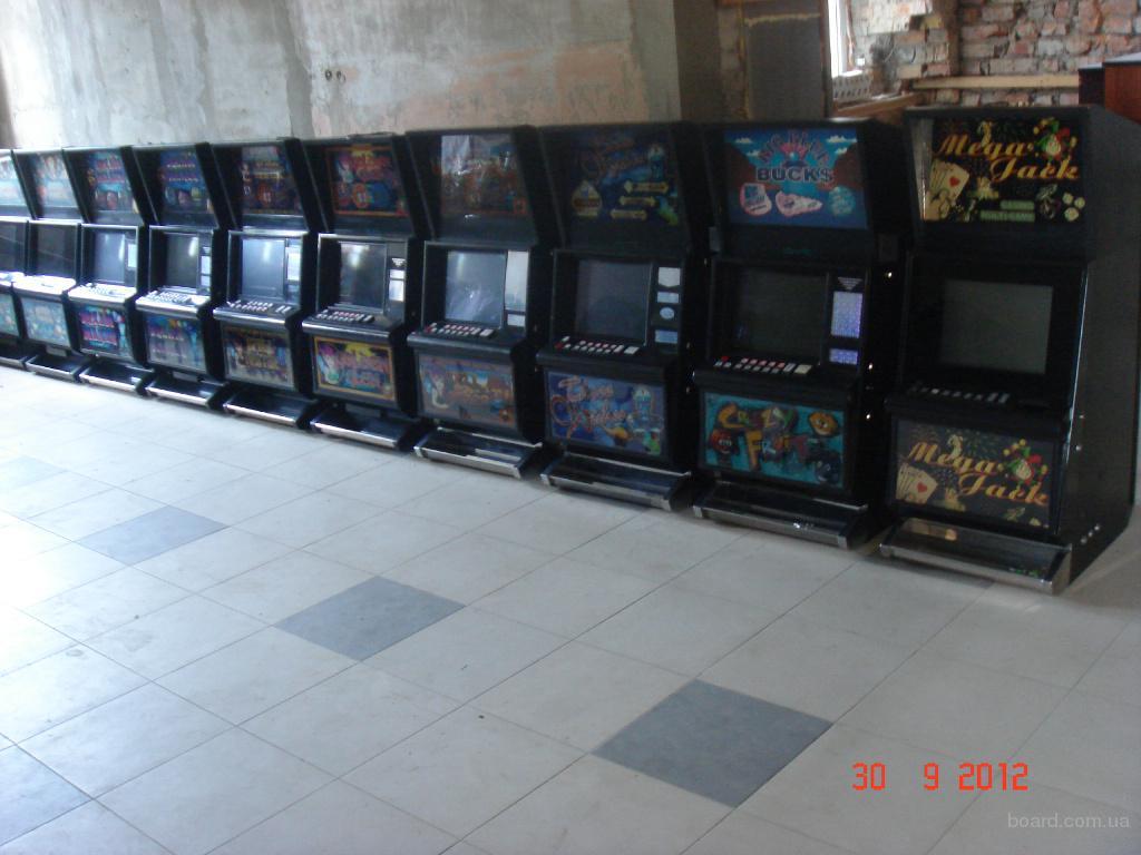 Продажа игровых автоматов для казино скачать игровые аппараты мега джек пи