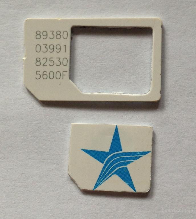 Обрежу вашу SIM под microSIM, быстро, качественно!