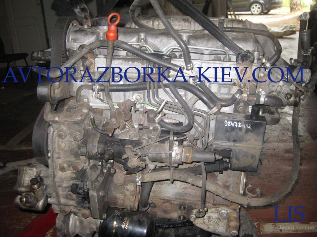 Двигатель в сборе для Fiat ducato 2.5D
