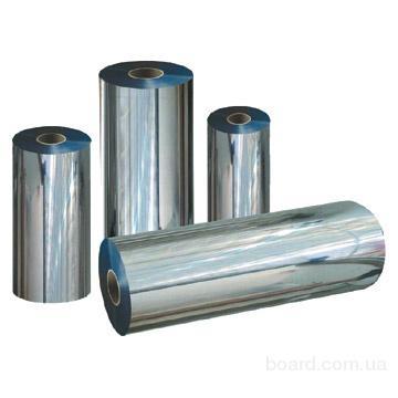 пленка упаковочная металлизированная цена