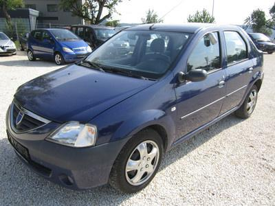 по запчастям Dacia: Logan