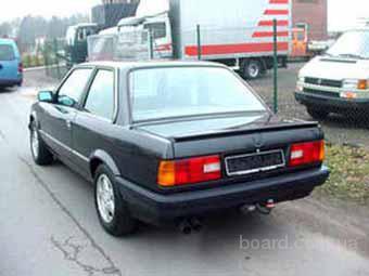 запчасти на BMW e30 в россии