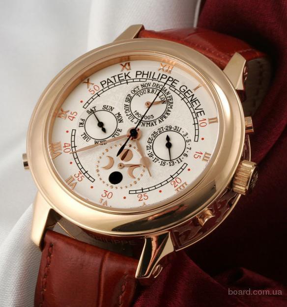 Копии часов Patek Philippe - Патек Филипп