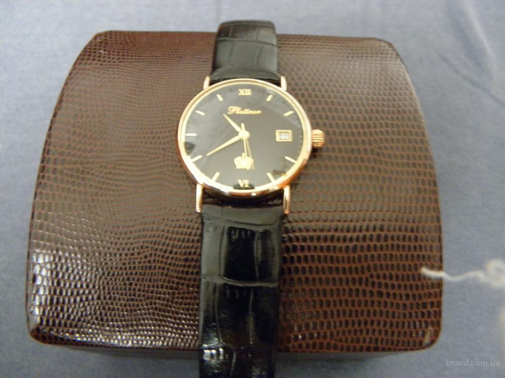 50a25ae20b5e Продам золотые часы Platinor - продам. Цена 5 200 грн. купить Продам ...