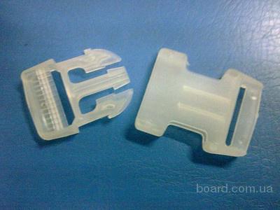 Пластиковая фурнитура для рюкзаков и сумок - Фастекс