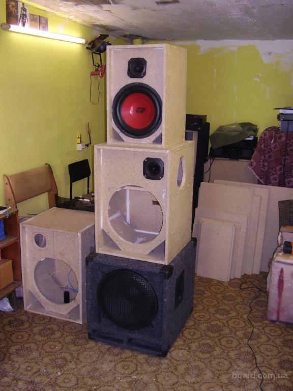 Изготовление акустических систем - продам. Цена договорная купить Изготовление акустических систем. Киев, Украина. Фото