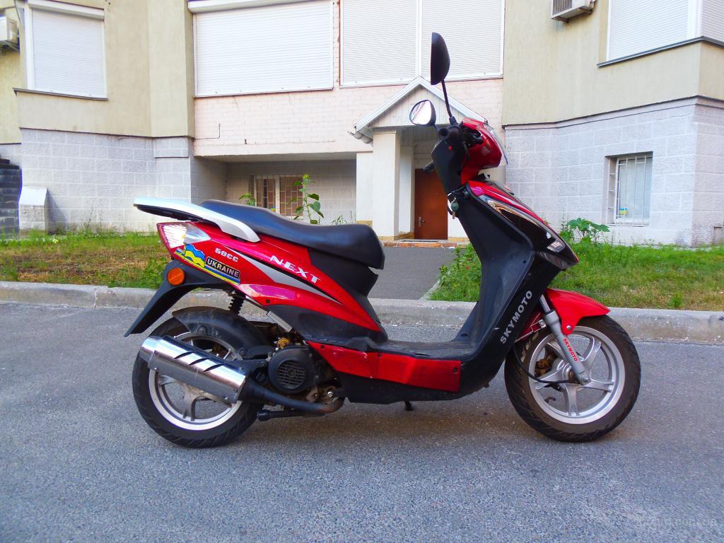 Картинки скутера китайца