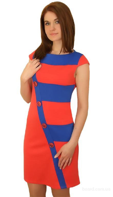 5a87dba4f44 Женские платья отличного качества из французского трикотажа ...