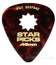 Медиатор Star Picks / Thin / .46mm Вся Украина