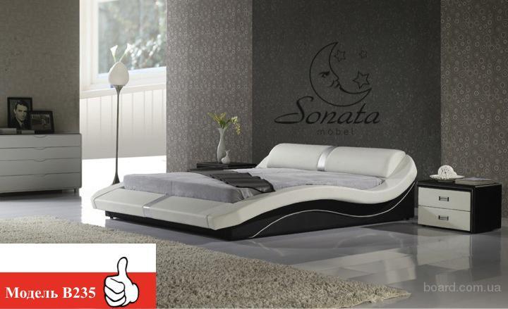 кожаные кровати из германииsonata Mоbel продам цена 19 999 грн